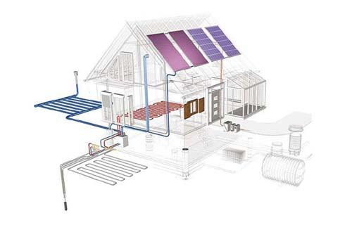 Casa passiva for Come leggere la costruzione di progetti