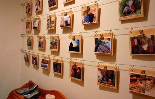 casain3mosse - parete con foto01