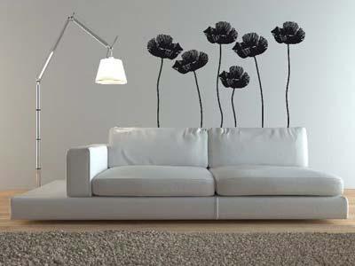 Adesivi da parete per decorare casa - Adesivi per decorare mobili ...
