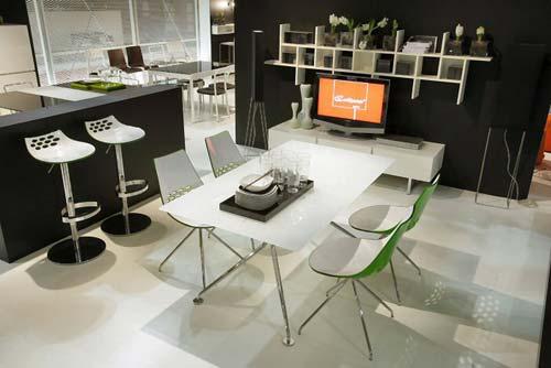 Angolo bar salotto living - Camere da pranzo moderne ...