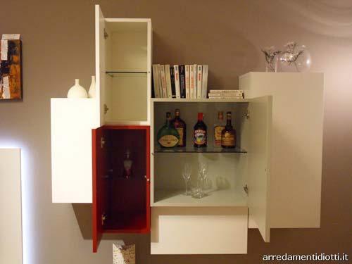 angolo bar salotto living. Black Bedroom Furniture Sets. Home Design Ideas
