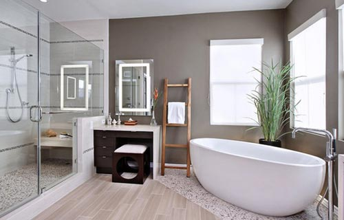 bagno moderno: wellness ed eleganza - Bagni Eleganti Moderni