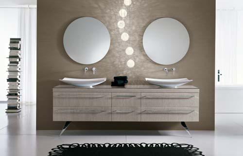 bagni moderni doppio lavabo | sweetwaterrescue - Arredo Bagno Moderno Doppio Lavabo