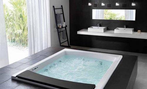 bagno moderno: wellness ed eleganza - Bagni Moderni Con Vasca