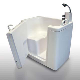 casain3mosse vasca da bagno freestanding