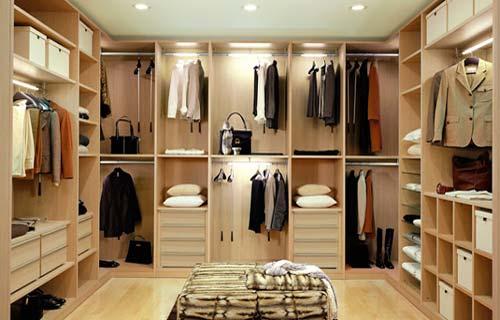 Cabine armadio strutture - Camera da letto con cabina armadio ...