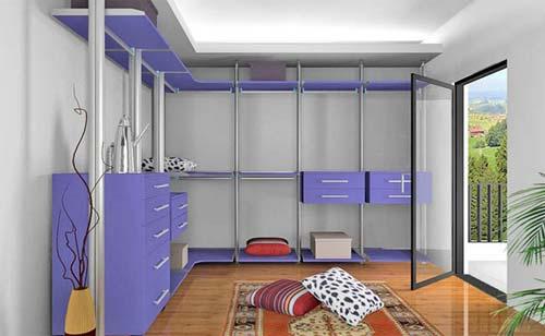 Cabine armadio strutture for Armadi pensili per camera da letto