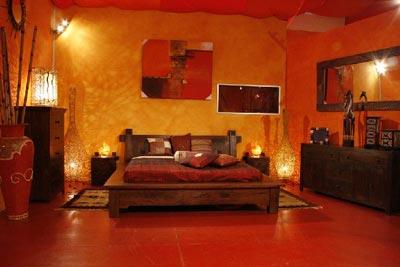 Camera da letto etnica - Camere da letto stile orientale ...