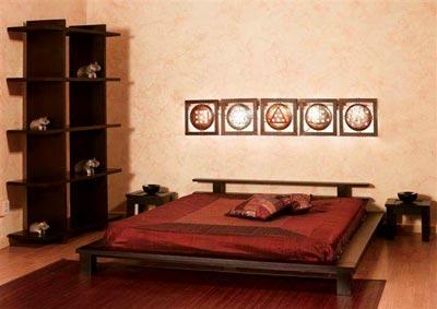 Camera da letto etnica - Camera etnica arredamento ...