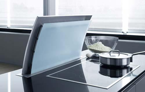 Cappe aspiranti il design in cucina cucine moderne - Hotte aspirante design pas cher ...