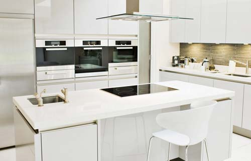 Cucine Moderna Con Isola. Dettaglio Su Cucine Moderne Con Isola ...