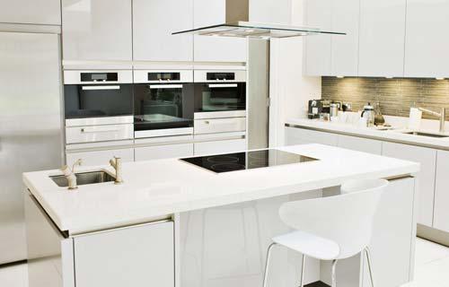 cucine moderne » immagini di cucine moderne con isola ... - Cucine Moderne Penisola