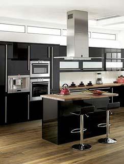 Best Cucine Moderne Nere Pictures - Schneefreunde.com ...