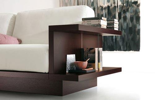 Divani eleganti e moderni divani e poltrone for Divani lunghi 3 metri
