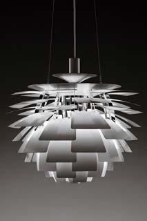 casain3mosse lampadario moderno