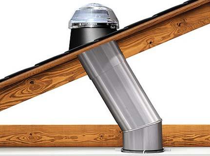 Tubi solari lampadari moderni