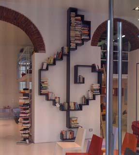 Librerie strane e particolari
