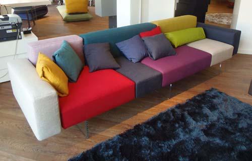 I colori del salotto for Colori salotti