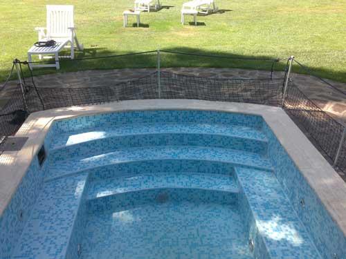 Linee guida per realizzare piscina privata - Piscina in muratura ...