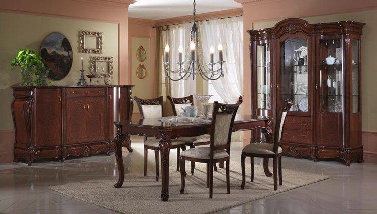 Sala da pranzo classica - Salotto/Living