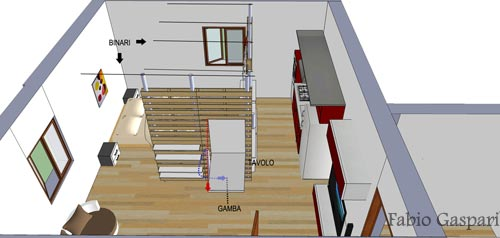 Armadio pallet idee per il design della casa for Accessori casa design low cost