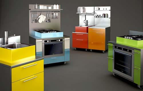 Il fenomeno dell 39 arredo low cost - Ikea cucine in muratura ...