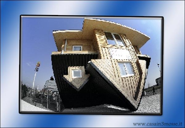 Fotogallery 01 case strane ma vere for Nuova casa a piedi attraverso