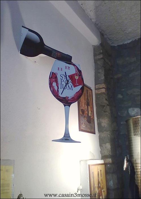Orologio da parete strani for Orologi da tavolo moderni