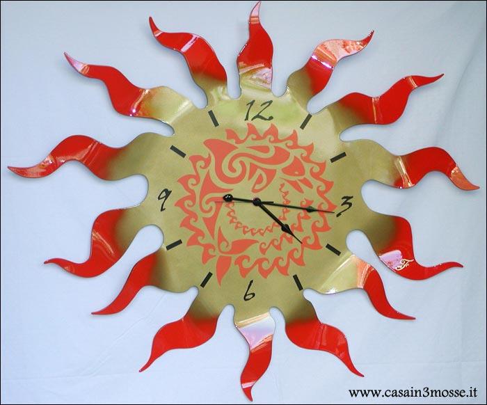Orologi strani e orologi particolari pagina 3 for Orologi parete particolari