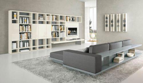 Arredamento in stile minimal for Arredo minimal home
