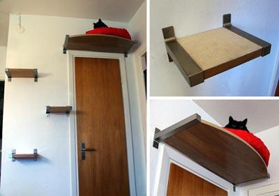 Mobili Per Gatti Ikea : Arredamento moderno per gli amici animali