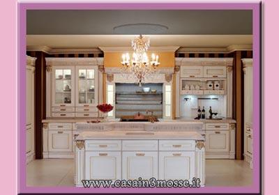 Quale arredamento per la mia cucina for Lampadari casa classica