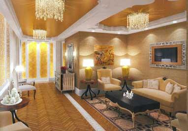 Design di lusso case e arredamenti da sogno for Piani di casa con 3 auto garage allegato