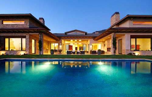 Design di lusso case e arredamenti da sogno for Arredamenti interni da sogno