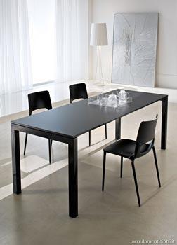 Tavoli e sedie for Sedie arancioni