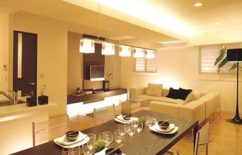 Illuminazione Cucina Soggiorno ~ Design Per la Casa e Idee ...